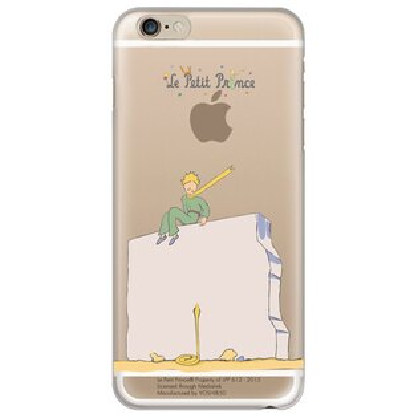 【YOSHI 850】小王子授權系列【牆腳下的黃蛇】TPU手機保護殼/手機殼《 iPhone/Samsung/HTC/LG/ASUS/Sony/小米/OPPO 》