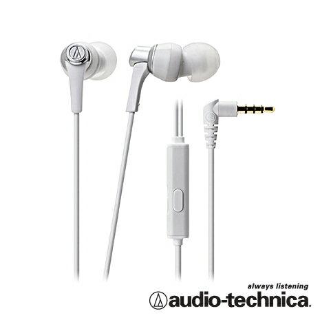 {音悅音響MUSIC HI-FI}鐵三角 audio-technica CKR3iS CKM後續機種 耳道式耳機 線控 支援主流智慧型手機 android 公司貨