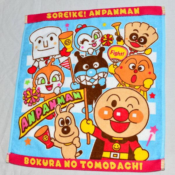 麵包超人 浴巾 大毛巾 兩邊加強 日本正版品
