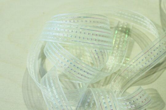 網帶雙排珍珠片蔥20mm(五色) 2