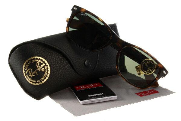 Ray Ban 雷朋 琥珀玳瑁色 RB2140 太陽眼鏡  加大&正常版 0