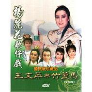 楊麗花歌仔戲 王文英與竹蘆馬 DVD