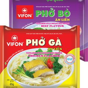 VIFON 越南河粉 雞肉粉/牛肉粉 沖泡即食 [VI004] - 限時優惠好康折扣