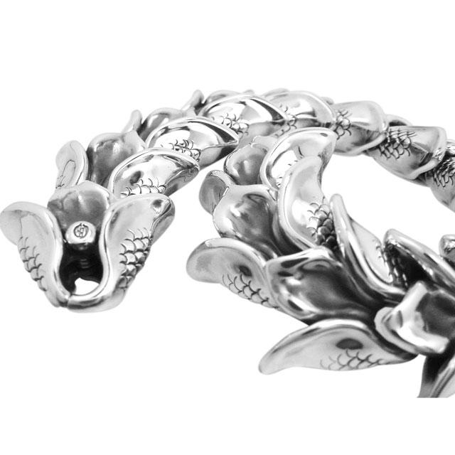 【海外訂購】【Bloody Mary】人魚鱗片純銀手鍊 20cm (BMB0135  016379B800) 4