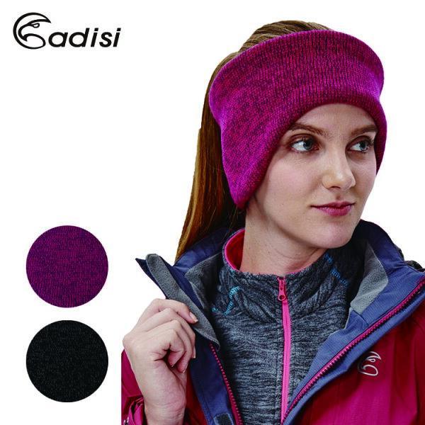 ADISI 美麗諾針織護耳帽AS15232 / 城市綠洲(帽子 毛帽 毛線帽 保暖針織帽 遮耳帽 防風帽 舒適刷毛內裡)