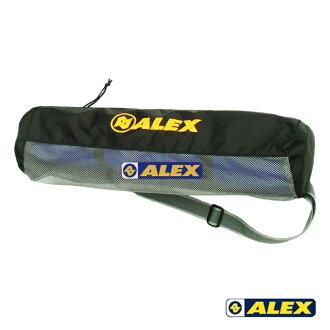 ALEX 瑜珈墊外袋C-1803/城市綠洲(瑜珈墊專用.長形袋.肩背)