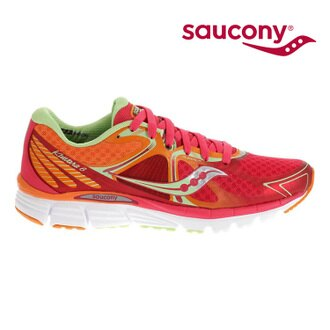 Saucony 女款 KINVARA 6慢跑鞋SY10282-3 / 城市綠洲 (慢跑.網狀避震.輕量.耐磨)