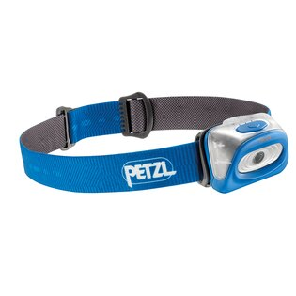 Petzl 2014 TIKKA 頭燈 E93HB 天空藍 (80流明)/城市綠洲(最新款頭燈、經典款、照明設備、登山露營、戶外旅行)