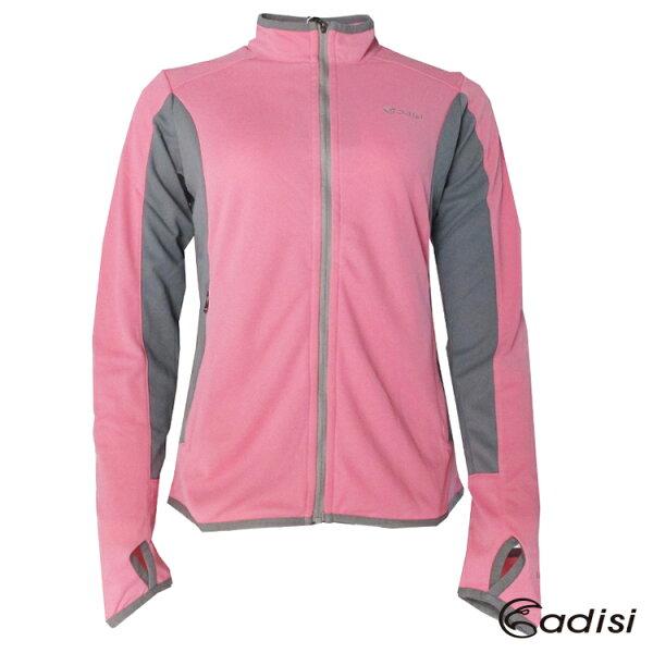 ADISI 女抗UV防曬外套AJ1411036 /城市綠洲(防曬、抗UV、紫外線、小外套、輕薄)