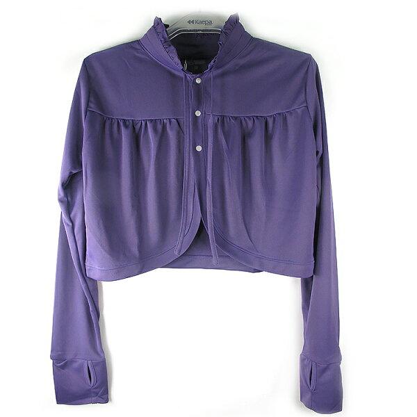 ADISI 女防曬抗UV小外套AL1411061/城市綠洲(抗紫外線、UPF50、輕薄、輕便小外套)