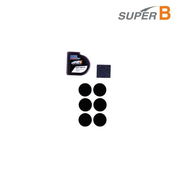 SUPER B 補胎片組TB-1118 /城市綠洲(自行車、腳踏車、工具、修補)