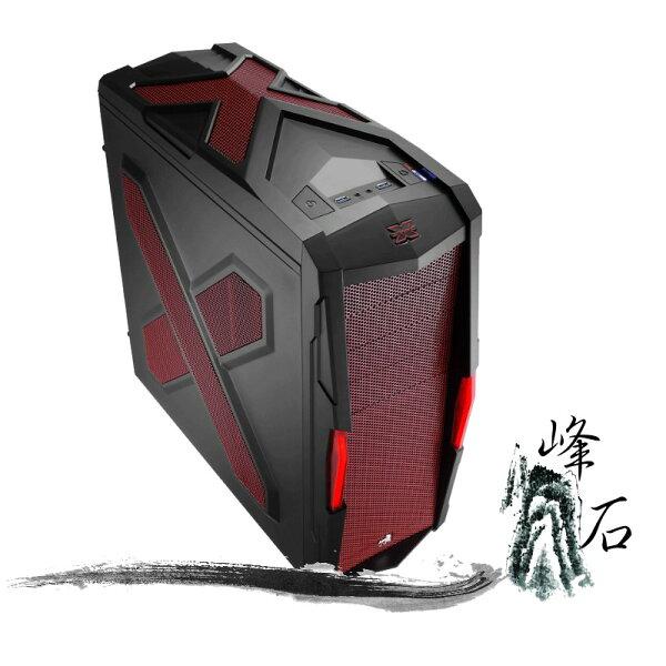 樂天限時優惠! Aero cool Strike-X Xtreme Devil Red 惡魔紅機殼