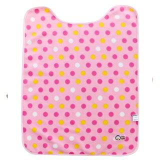 『121婦嬰用品館』PUKU 絨毛蓋毯(55*75cm) 0