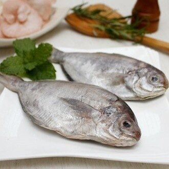 【海鮮嚴選】肉鯽魚-2隻裝(250g±10%,含20%冰重)