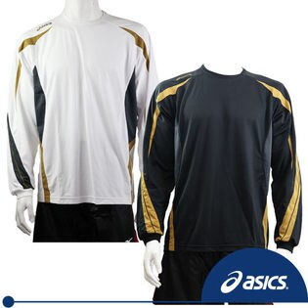 ASICS亞瑟士 超快排慢跑長袖T恤(白2XL/3XL) 吸汗速乾