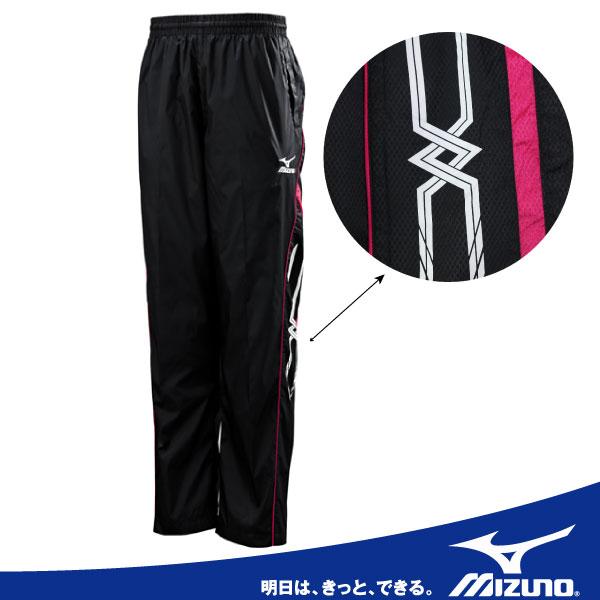 MIZUNO 美津濃 男平織運動長褲(黑XL/XXL/3XL)