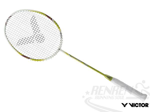 VICTOR勝利 羽球拍 挑戰者系列(黃綠) 穿線拍 CHA-7155P