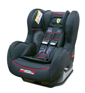 Ferrari法拉利 - 旗艦0-4歲汽車安全座椅(汽座) -尊爵黑