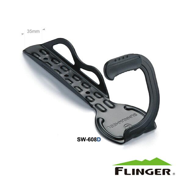 FLINGER 吊車架 SW-608D / 公路車專用 城市綠洲(公路車、自行車、腳踏車、配件、吊掛車)