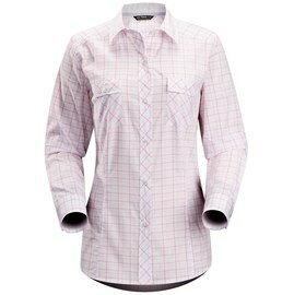 [ Arcteryx 始祖鳥 ] 10301 Melodie Shirt 白百合 女款 防曬透氣長袖襯衫 Arc'teryx