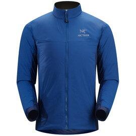 [ Arcteryx 始祖鳥 ] 10859 Atom LT 男款 輕量高透氣化纖保暖外套 Olympus Blue 天堂藍 Arc'teryx