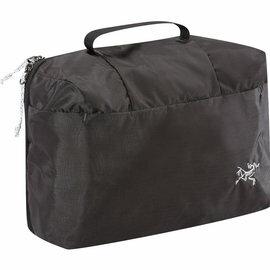 [ Arcteryx 始祖鳥 ] 14258 Index 5 旅行衣物打理包/行李收納袋 碳黑 Arc'teryx
