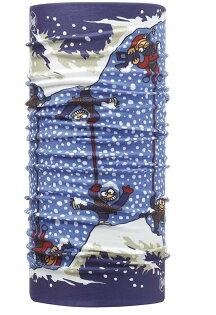 路跑/馬拉松/健行/嘉明湖/玉山/滑雪 Buff 西班牙 排汗魔術頭巾 酷酷羊系列 108234顛倒世界