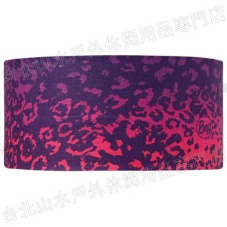 Buff 高防曬CoolMax抗UV頭帶/魔術頭巾 UV Buff Headband 108627 炫紫霓虹