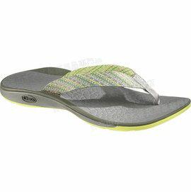[ Chaco ][ 美國佳扣 ] CH-ETW24 女 Fathom 戶外運動涼鞋/夾腳拖鞋 沙灘款 HA22 斜紋綠
