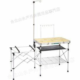 [ Coleman ] 輕便廚房桌/露營桌/戶外折疊桌 CM-3126J