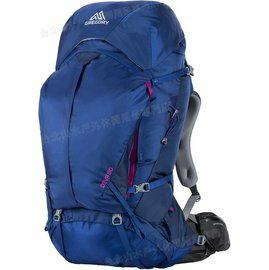 [ Gregory ] 後背包/登山背包/背包客/背包/健行 Deva 60 登山包 女款 75088 埃及藍
