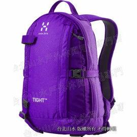 [ HAGLOFS ] Tight Small 瑞典 運動休閒後背包 292502-2ER 紫色