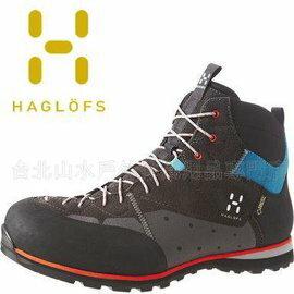 quality design 676f9 4c246 六折出清[ HAGLOFS ] Roc Legend Mid Q GT 瑞典防水登山鞋/健行 ...