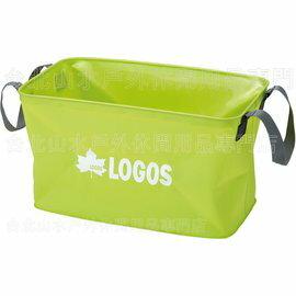 [ Logos ] 水長流防水提袋/冰桶內袋/露營軟式儲物桶 35L 88230130
