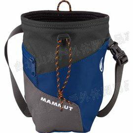 Mammut 長毛象 Rider Chalk Bag 攀岩粉袋 2290-00770 5189 深藍