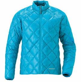 [ Mont-Bell ] EX Light Down 900FP 極輕量保暖鵝絨 羽絨外套/羽毛衣 女款 1101345-PEBL 藍色 montbell