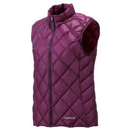 [ Mont-Bell ] EX Light Down 900FP 極輕量保暖鵝絨 羽絨背心/羽毛背心 女款 1101308 MULB 紫色 montbell
