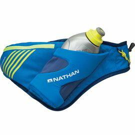 [ NATHAN ] Peak 單水壺腰包 單車 慢跑馬拉松 三鐵 運動健身必備 NA4873NU 藍色