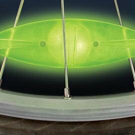 [ NITE IZE ] SKL-03-28 Spokelit 自行車閃燈/LED自行車輪燈/風火輪 綠色