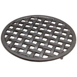 [ Old Mountain ] 鍋內食材架高墊/鑄鐵造型隔熱墊/炭床/荷蘭鍋墊 10128 美國 Trivet