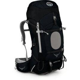[ Osprey ] Aether 60 蒼穹 專業登山健行大背包/登山背包 013060 Midnight Blue 藏藍色