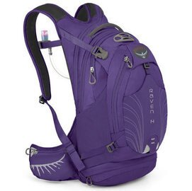 [ Osprey ] Raven 14 女款 雷鴉系列 多功能水袋背包/攻頂包 附3升吸管水袋 艾莉絲紫