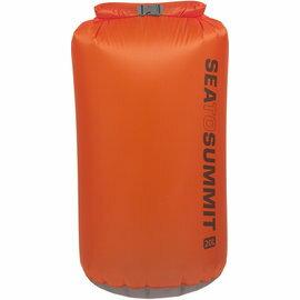 [ Sea to Summit ] UltraSil Cordura 超輕量矽膠尼龍防水袋/防水收納袋 8L AUDS8OR 橘色