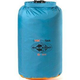 [ Sea to Summit ] eVAC DRY SACKS 輕量排氣防水收納袋/eVENT防水袋 8升 AEDS8BL 藍