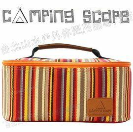 台北山水/CAmping scape/野餐籃/露營用品/調味料收納袋 含分裝瓶