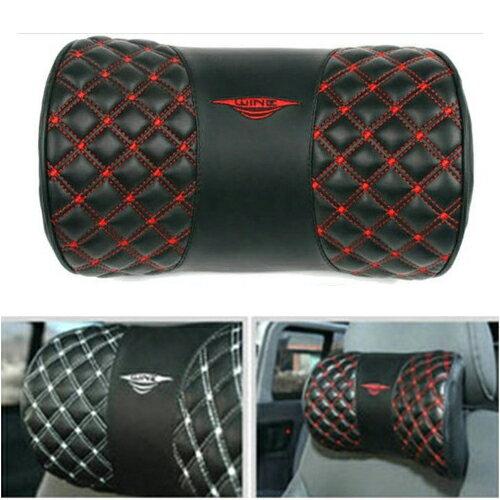 【威力鯨車神】韓國彈性舒適汽車頭枕/靠枕/護頸枕(1入)