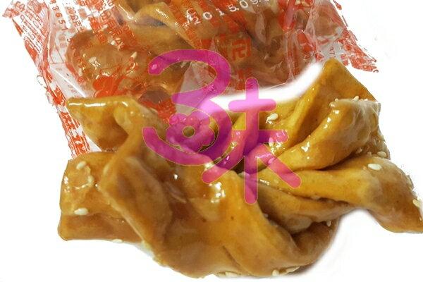(台灣) 鑫豪 黑熊 雞蛋蜜麻花 600公克 92元..另有 麻花捲 麻花酥 (黑糖和雞蛋原味) 手工麻花捲