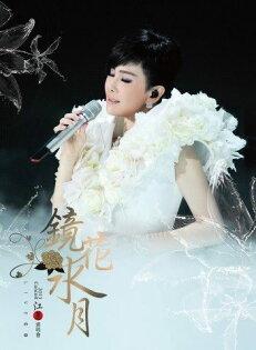 江蕙2013鏡花水月演唱會Live CD (音樂影片購)