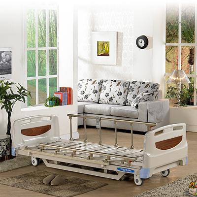 【耀宏】三馬達超低地板護理床電動床YH315,贈品:餐桌板x1,床包x2,防漏中單x2