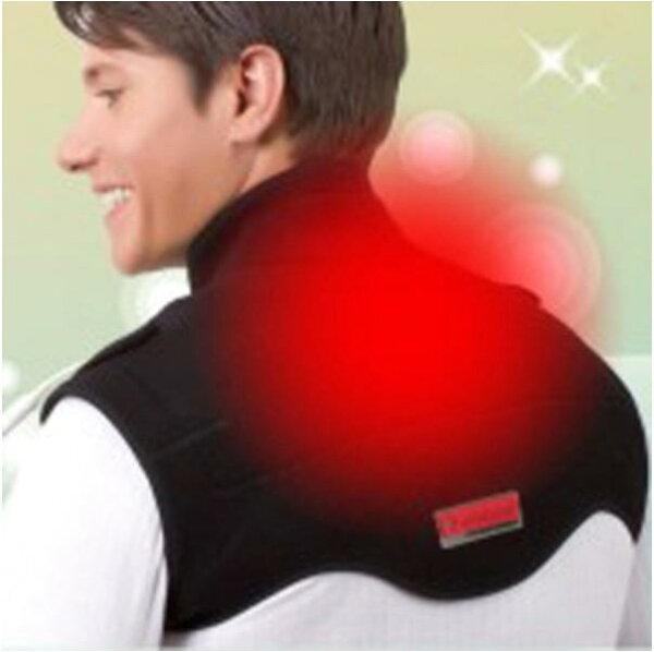 【美國+venture】家用低電壓肩頸部專用熱敷墊KB-1250,贈品:Minodo粉彩雙色洗衣袋